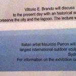 2007 official calendar itaian institute of culture sydney-1
