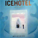 2015 official catalogue Icehotel 25 frontpage